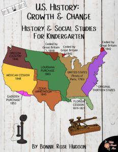 US History-Growth and Change