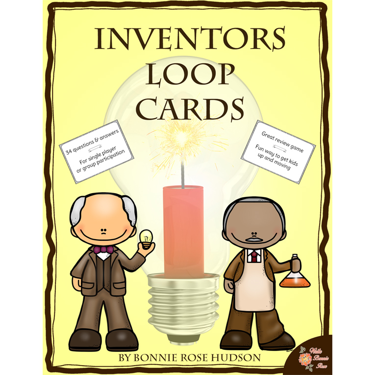 Inventors Loop Cards (e-book)