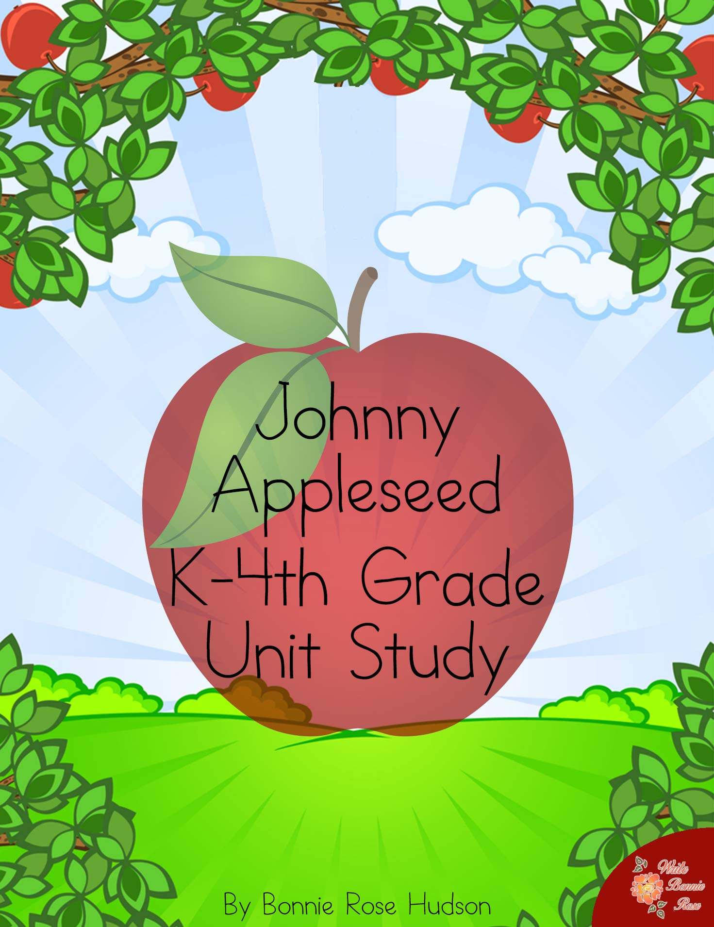 Johnny Appleseed K-4th Unit Study (e-book)