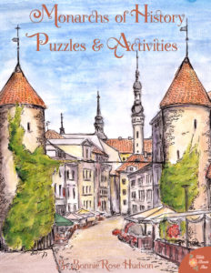 Monarchs-of-History-Puzzles-and-Activities