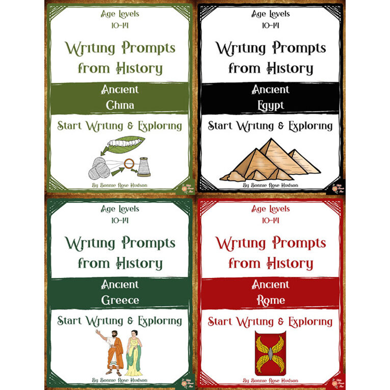 Writing-Prompts-About-Ancient-History-10-14-Bundle-Cover-for-WBR