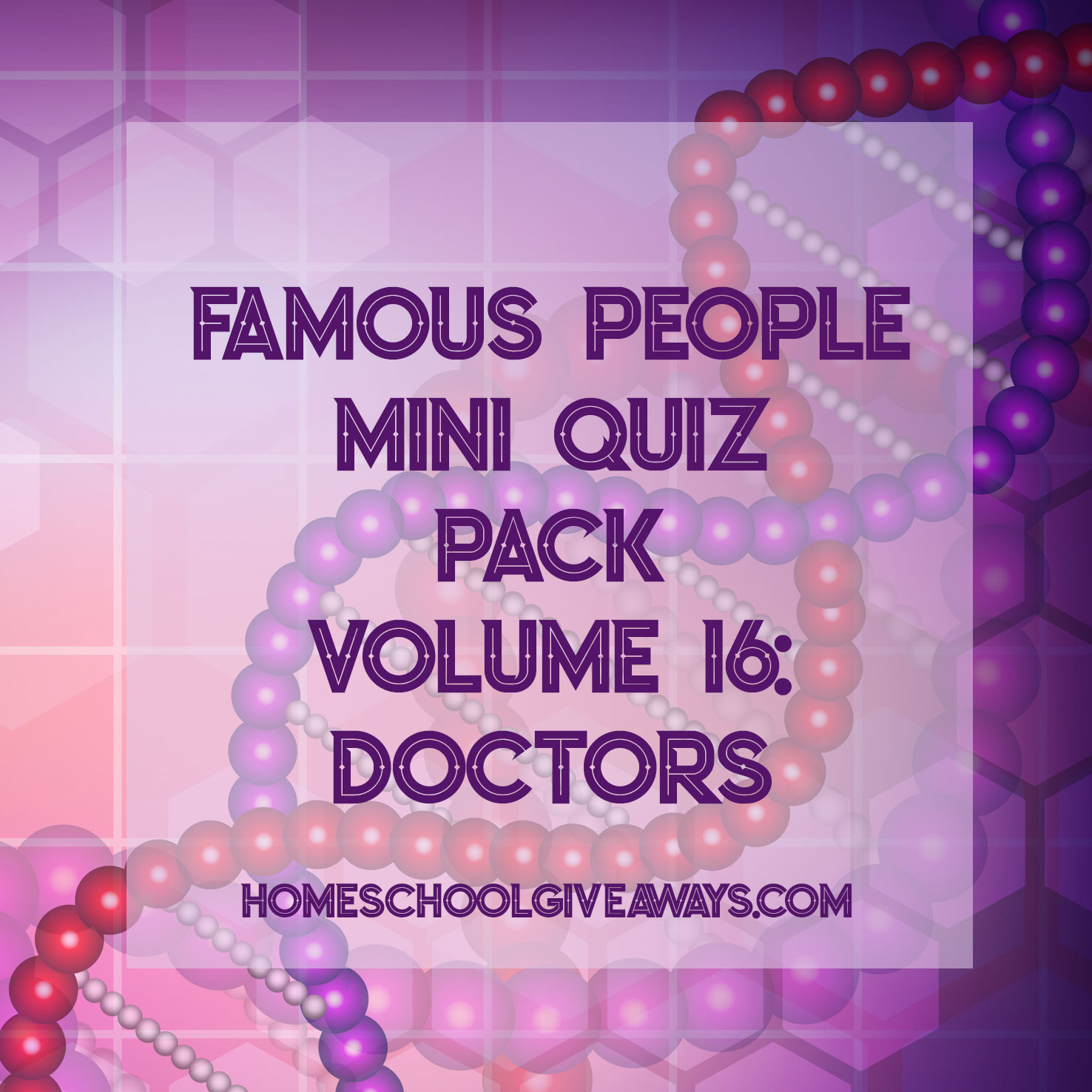 FREE Famous People Mini Quiz Pack Vol. 16 – Doctors