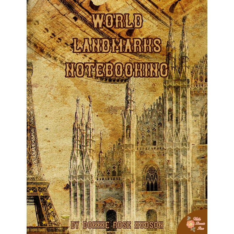 World Landmarks Notebooking (e-book)