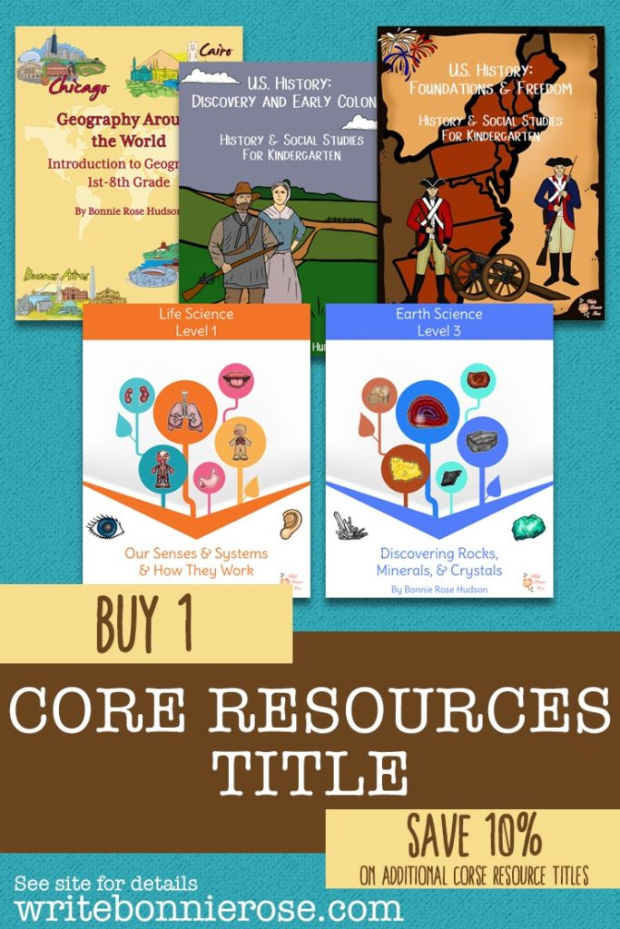 Save on Core Resource Titles