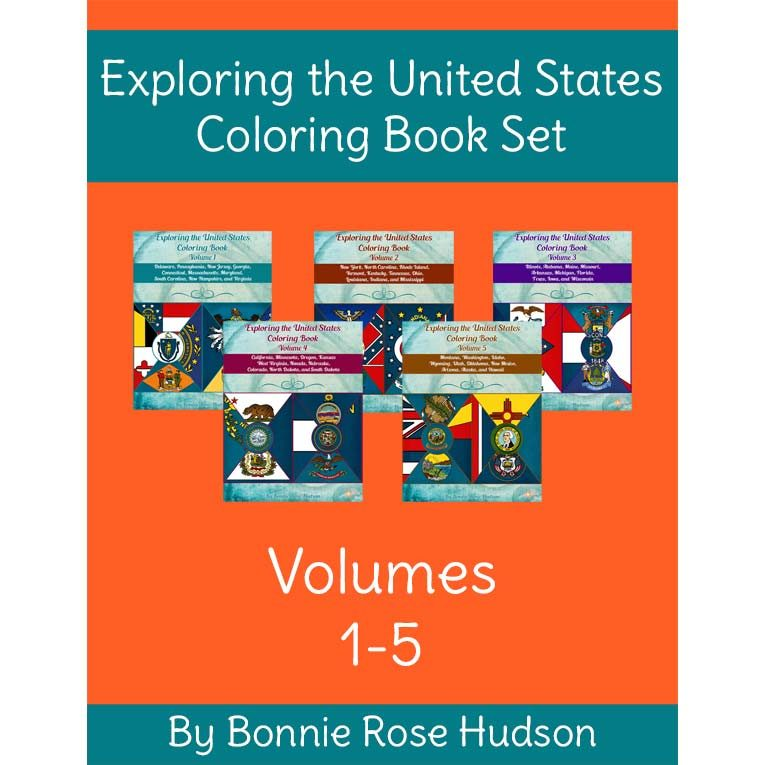 Exploring-States-Pack-Bundle-WBR