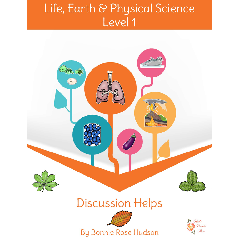 Learning About Science Level 1 Discussion Helps WBR