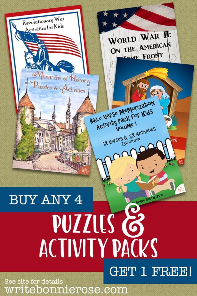 Save on Puzzles and Activity Packs