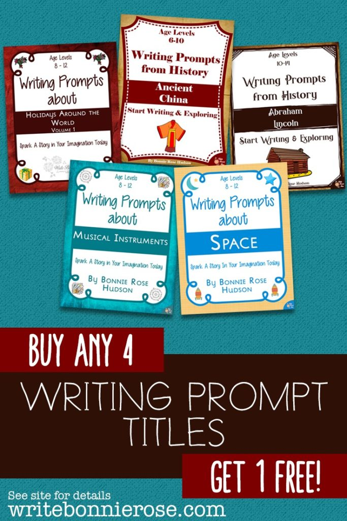 Save on Writing Prompt Titles